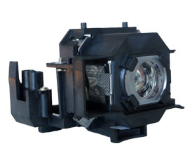 Compatible lamp for projector EPSON EB-W8D