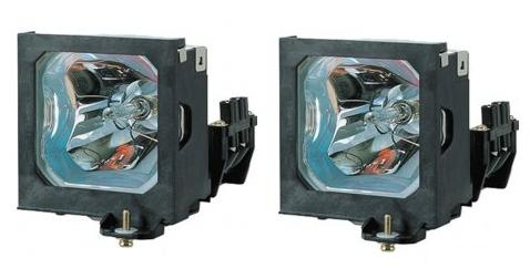 Compatible lamp for projector PANASONIC PT-DW7000K (DUO)