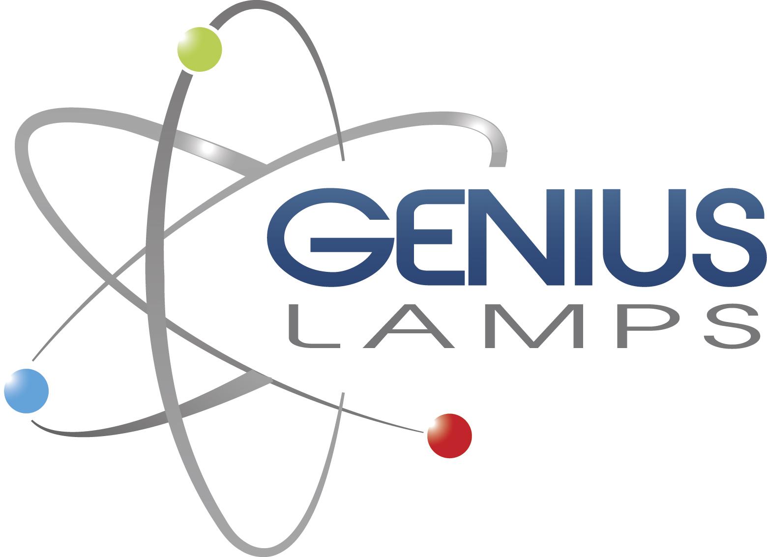 Genius Lampe